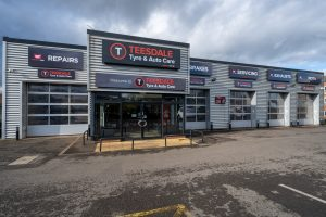 Teesdale Tyre & Auto Care- Stockton