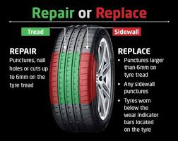 Reair or replace Darlington & Stockton Puncture